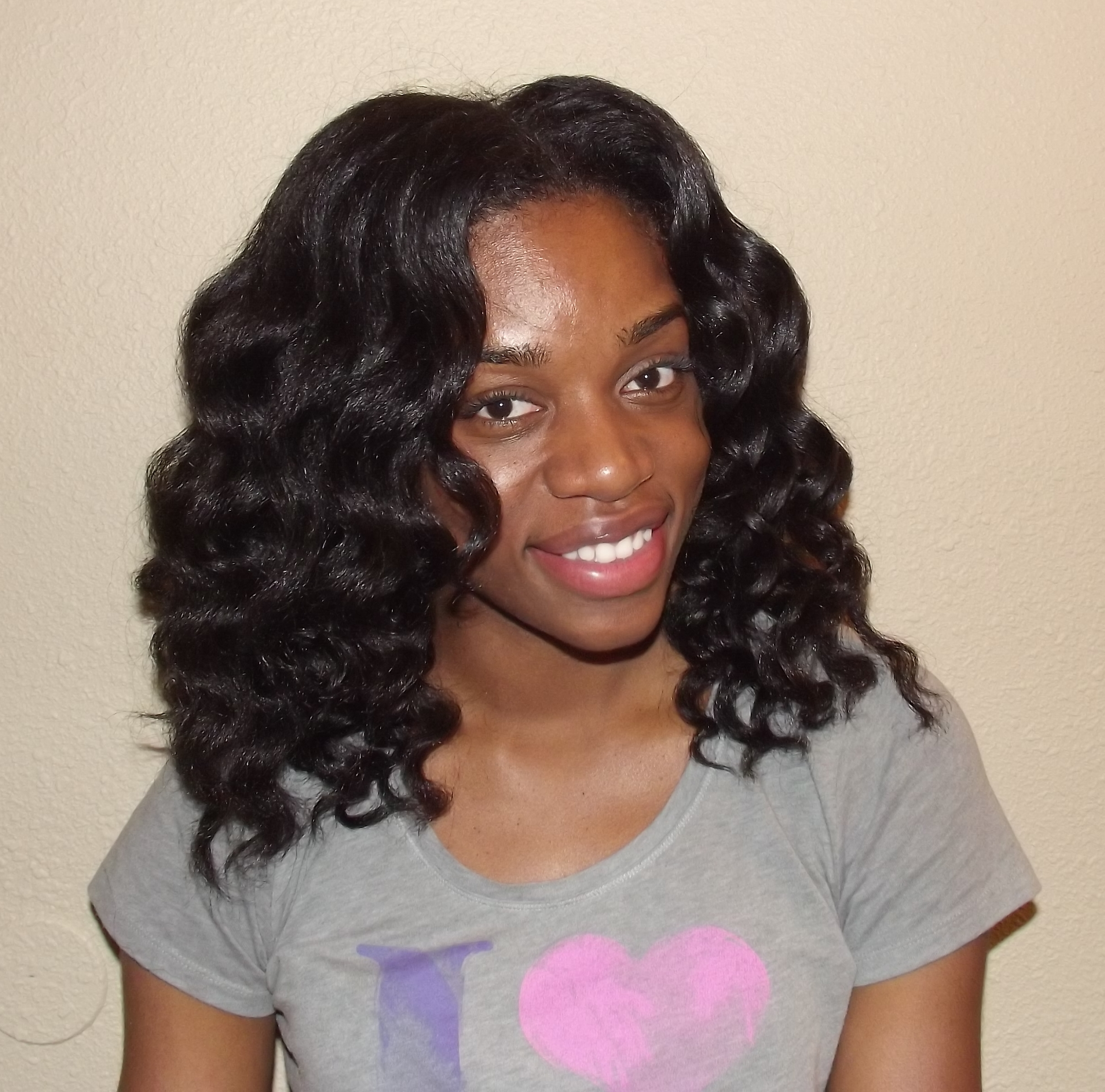 Curl Hair with Curling Wand
